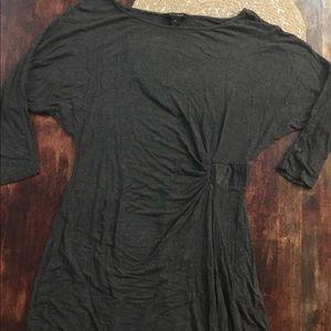 Tunic half sleeve top